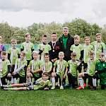 Юные футболисты СШ «Электрон» стали лучшими на региональном этапе турнира «Кожаный мяч»