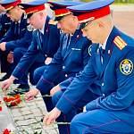 Новгородские следователи почтили память жертв фашизма в Жестяной Горке
