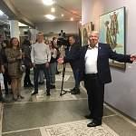 Выставочная волна принесла в Великий Новгород работы художников из Санкт-Петербурга и Владивостока