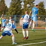 В Валдае состоялось открытие нового стадиона