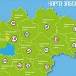 Больше всего новых случаев коронавируса за сутки зарегистрировали в Боровичском районе