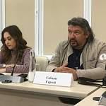 Путешественник и журналист Сергей Саблин намерен за три дня пройти Большую Валдайскую тропу
