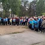 В Хвойной открыли мемориал летчикам, доставлявшим продовольствие в блокадный Ленинград