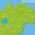 В девяти муниципалитетах Новгородской области отмечены новые случаи коронавируса