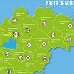 В Новгородской области новые случаи коронавируса вновь отмечены на территории девяти муниципалитетов