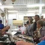 Из Новгородской области с начала 2020 года экспортировали 428 тонн рыбы и морепродуктов