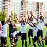 Игрок «Анголы» — о проблемах новгородского футбола и желании играть за мадридский «Реал»