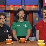 В гостях у телепрограммы «Соседи» побывали призеры национального чемпионата «Молодые профессионалы»