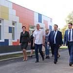Андрей Никитин посетил социальные объекты Новгородского района. Фоторепортаж
