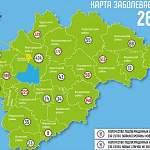 За сутки в Великом Новгороде зафиксировали ещё 17 случаев COVID-19