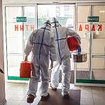Хроники коронавируса: почти 8 тысяч человек  заразились в России за сутки