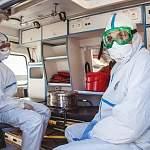 В Новгородской области заразились коронавирусом ещё 42 человека