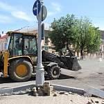 В Великом Новгороде отремонтированы 36 дорог. На подходе ещё семь
