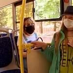 В новгородских автобусах пройдут рейды по соблюдению масочного режима