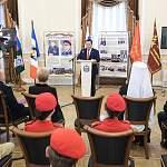 В Великий Новгород прибыла передвижная выставка, посвященная 75-летию Нюрнбергского процесса
