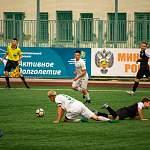 Футболисты «Электрона» с поражения начали выступление на Кубке России МРО «Северо-Запад»