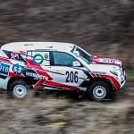 Команда «Новгородавтоспорт» участвует в этапе Кубка России по ралли-рейдам в Тульской области