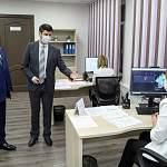 В Великом Новгороде открылся Центр управления регионом