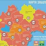 Более половины случаев заражения коронавирусом за сутки пришлись на областной центр и Новгородский район