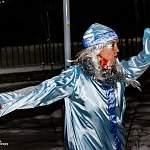 На праздничную пробежку в Боровичах вышли сказочные персонажи