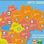 В Новгородской области новые случаи коронавируса за сутки зарегистрированы в половине муниципалитетов
