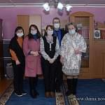 Елена Писарева обсудила с главами поселений Пестовского района волнующие жителей вопросы
