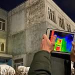 Новые люди выяснили, почему многие здания в Великом Новгороде теряют тепло