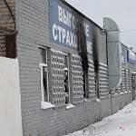 В Великом Новгороде в гараже сгорели три автомобиля