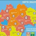 В Новгородской области новые случаи коронавируса за сутки зарегистрировали в девяти муниципалитетах