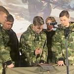 Юные боровичане посвятили подвигу десантников шестой роты литературно-музыкальную композицию