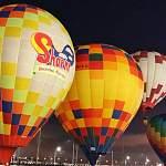 Новгородка преодолела 193 километра в гонке на воздушных шарах