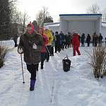 Скандинавская ходьба становится популярной в Холмском районе