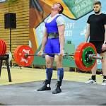 Боровичанин стал первым во всероссийском мастерском турнире по пауэрлифтингу