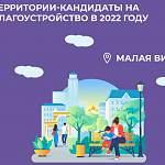 В Маловишерском районе стали известны территории-кандидаты на благоустройство в 2022 году