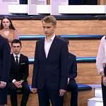 Новгородская лицеистка приняла участие в интеллектуальной игре «Умницы и умники» на Первом канале