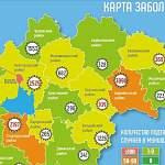 В Новгородской области новые случаи коронавируса отметили в девяти муниципалитетах из 22-х