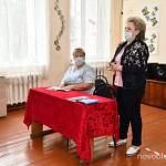 Елена Писарева встретилась с активистами Анциферовского сельского поселения