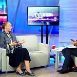 Инфекционист Светлана Калач в прямом эфире ответила на многочисленные вопросы новгородцев о коронавирусе и вакцинации