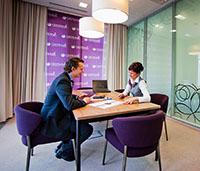 Количество клиентов малого бизнеса в Северо-Западном банке Сбербанка выросло на 12%